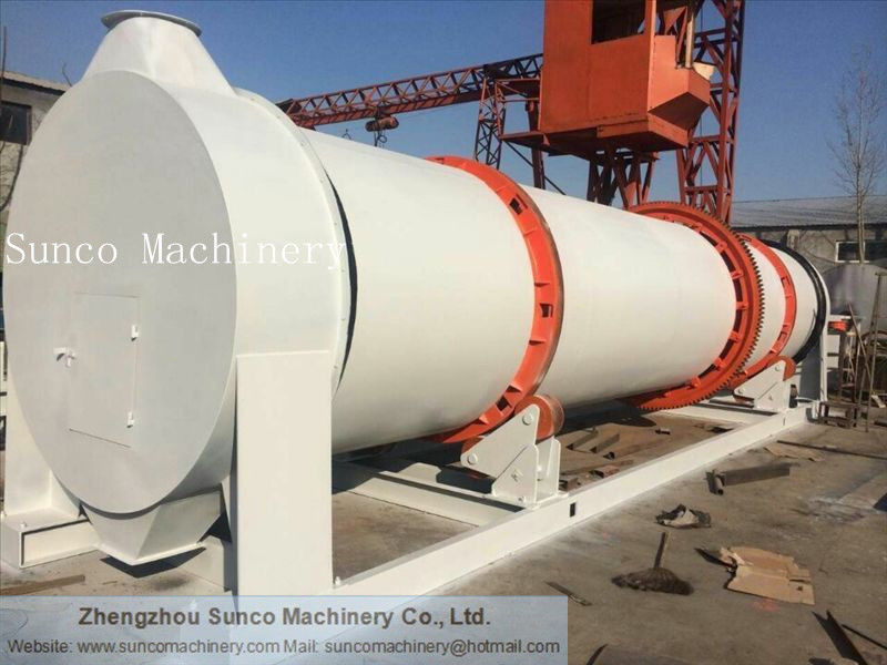 Pomace Dryer
