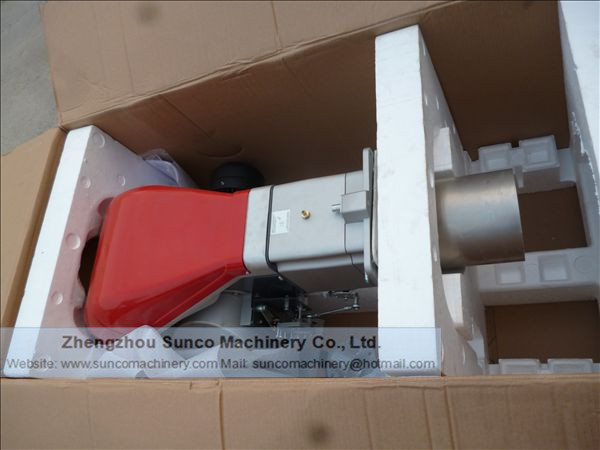 Natural Gas Burner for sand dryer