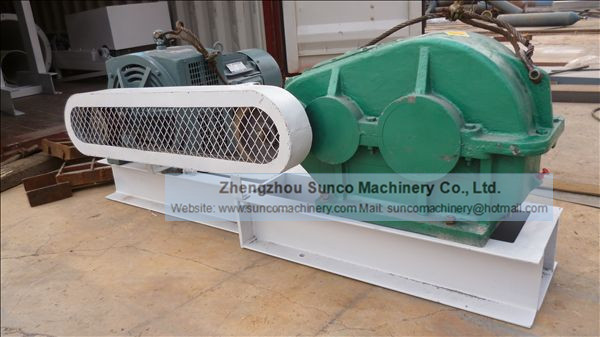 Reduction Gear Box for sand dryers