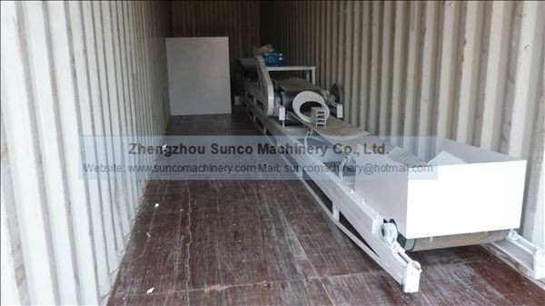 Belt Conveyor for sand drying line