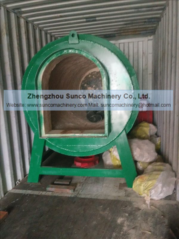 Hot Air Furnace of the chicken manure drying line