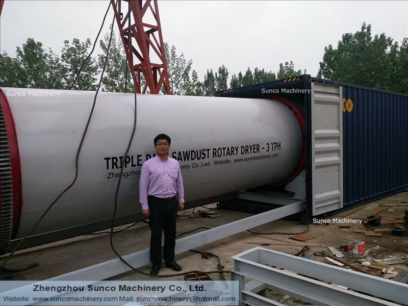 Rotary Dryer for Sawdust Material?, Sawdust Rotary Dryer, Sawdust dryer