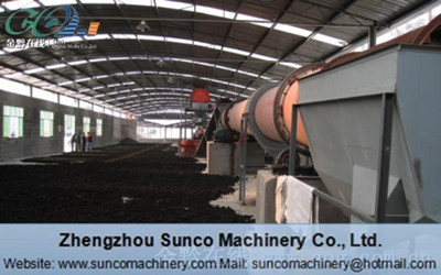 poultry manure dryer, rotary drum dryer for drying chicken manure
