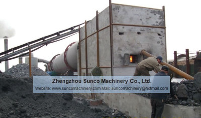 Fly Ash Dryer Machine , fly ash drying machine, rotary fly ash dryer